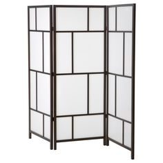 "RISÖR Room divider - IKEA Greatest invention for a loft space. Will help to make a section of the space your ""closet"""