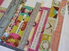 Mini Bookshelf Quilt: The Tutorial!