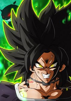 Broly from DBS Broly by Smartimus prime by on DeviantArt - Broly, Dragon Ball Super - Dragon Ball Image, Dragon Ball Gt, Broly Ssj4, Super Anime, Animes Wallpapers, Anime Art, Drawings, Artwork, Deviantart