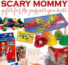 The Scary Mommy Holiday Gift Guide