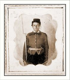 [Portrait of Pvt. William S. Askew Company A (Newman Guards) 1st Georgia Infantry C.S.A.] Date: c. 1860 | Flickr - Photo Sharing!