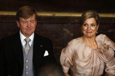 Prince Willem-Alexander Princess Maxima