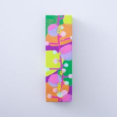Cute packaging!!! Bebe'!!! Bright and cheerful!!!