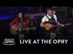 """Joey + Rory perform Buck Owen & The Derailer's song """"Play Me The Waltz Of The Angels"""" live at the Ryman Auditorium in Nashville, TN, on November 15, 2013. © ..."""