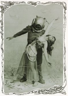 Deep-Sea Dancing