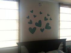 Docena de corazones by #Decoravisual habitación