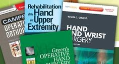 """ASSH2013 is almost here! Save up to 20% on our most popular #orthopedics and #hand #surgery titles like """"Green's Operative Hand Surgery, 6th Edition"""" and """"Operative Techniques: Hand and Wrist Surgery, 2nd Edition"""" with promo code 07363!"""