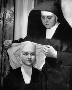 I remember when the Habit of the Nuns were worn as a sign of respect, Faith and dedication to all the little ones who looked up to them. <3