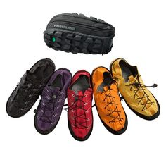 Every Bonadelle Neighborhoods dad needs a good pair of camping shoes! Especially is you're a Bella Vista homeowner.