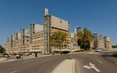 McMaster University Medical Centre, also home of the pediatric emerg and Children's Hospital