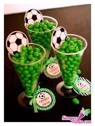 Resultado de imagem para fiesta de futbol cumpleaños