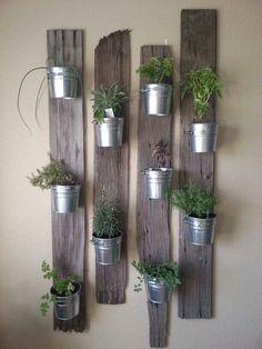 22 DIY Vertical Garden Wall Ideas