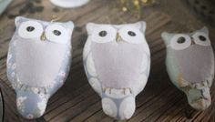 Owls from Homemade and Happy