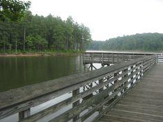 Falls Lake, NC
