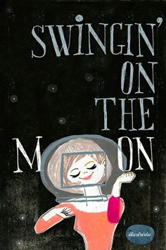 Swing on the moon