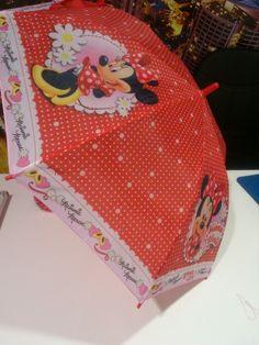 Paraguas Minnie Disney 8€