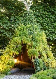 Tipi et tente de jardin: toutes nos idées - Marie Claire Maison