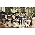 Somerton Signature Glass Top Table