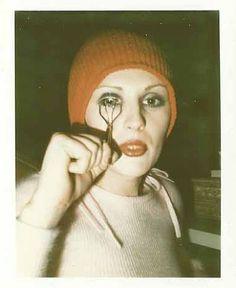 Superstar Candy Darling by Robert Mapplethorpe.