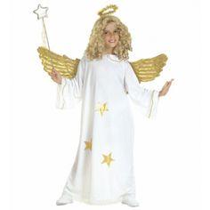 disfraz de angel infantil navidad infantil beln