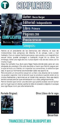 Complicated de Becca Berger