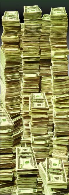 My First billion (High Resolution)