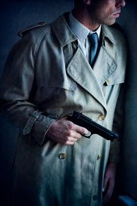 Trevillion Images - The Ultimate Creative Stock Photography - Photo Library, Stock Photos, Trench, Creative, Artist, Gun, Photography, Fictional Characters, Image
