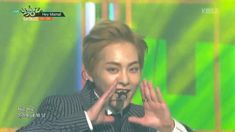 EXO-CBX (첸백시)_Comeback Stage 'Hey Mama!'_KBS MUSIC BANK_2016.11.04