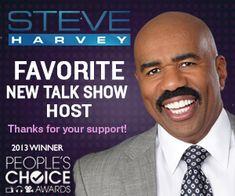 Steve Harvey Show .. love the Ask Steve part of his show