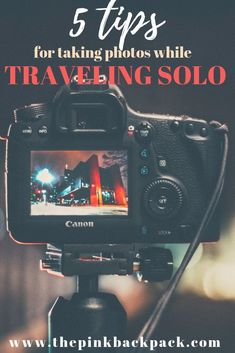 Have you ever wondered how solo travellers get professional level photos of themselves? Instead of relying on other people to take photos for you or only taking selfies, this article will teach you how to take professional photos of yourself. Travel Articles, Travel Tips, Travel Ideas, Travel Destinations, Travel Hacks, Photography Tips, Travel Photography, Single Travel, Travel Alone