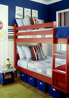 under bed storage bs room blue red bed frame slide from bed to floor red or blue