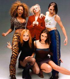 Spice Girls sooo tell me what u want what u really really want..!