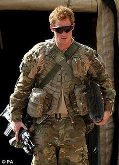 I do love a man in uniform..