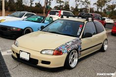 Honda EG Flush Can't get enough #JDM and #Import Style? Neither can we! Join our board to share your pics! Contact us at #Rvinyl.com!