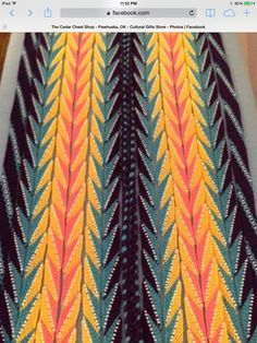 Finger Weaving, Weaving Yarn, Ribbon Work, Art Forms, Sash, Beadwork, Moccasins, Weave, Belts