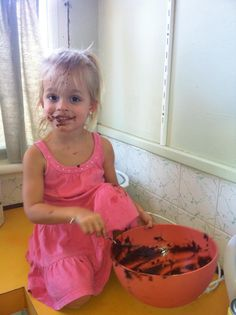 The most special little girl in my life - My niece Maddi