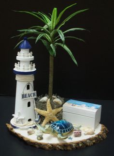 Basswood Lighthouse designed by Karen B., A.C. Moore Erie, PA
