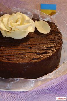 """Маковый торт """"Киевляночка"""""""