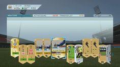 FIFA 16 Ultimate Team™ - Kullanıcı Arayüzü Yenilikleri