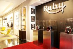 Pop-up Ruby en Santa Eulalia.