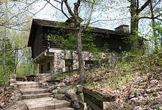 Indiana Landmarks - Search Results - Pokagon State Park  Potawatomi Inn