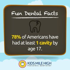A dental did you know