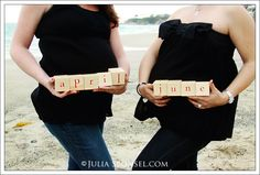 Ryan -- April and June! Friend Pregnancy Photos, Sister Maternity Pictures, Sister Pictures, Maternity Poses, Maternity Photography, Baby Pictures, Pregnancy Pictures, Friends Pregnant Together, Pregnant Best Friends