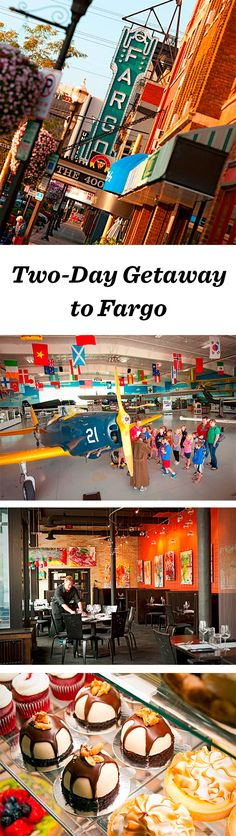 Home to North Dakota State University, Fargo packs in thoughtful museums, independent stores and peaceful spaces: http://www.midwestliving.com/travel/north-dakota/fargo/two-day-getaway-to-fargo-0/ #fargo #northdakota