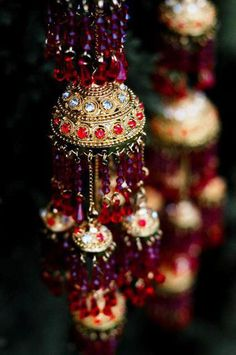 indian jewelry - i love this kalira