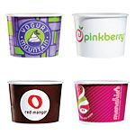 5 Worst Frozen Yogurt Scenarios -- Frozen yogurt has some benefits over ice cream - but you undo all that good when you eat a double serving or cover it with candy! How to keep it yummy AND healthy. Lentil Nutrition Facts, Broccoli Nutrition, Vegetable Nutrition, Yogurt Nutrition, Cheese Nutrition, Fitness Nutrition, Frozen Yogurt Brands, Healthy Frozen Yogurt, Yogurt Shop