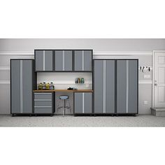 NewAge Products Bold Series 9 Piece Set - Grey