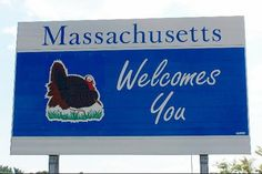 Massachusetts state welcome signs   Recent Photos The Commons Getty Collection Galleries World Map App ...