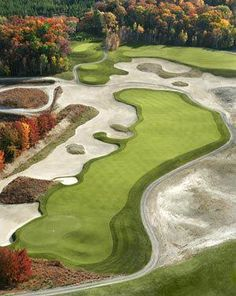 Red Tail Golf Course - The Course - Hole #17 #golfphotography