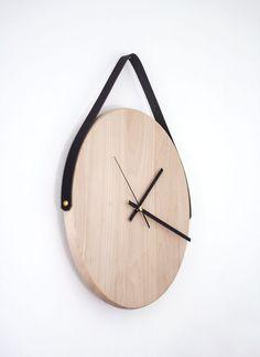 DIY-zelfmaakidee-klok